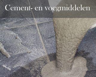 cement-en-voegmiddelen